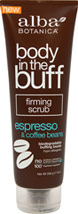 Body in The Buff Espresso & Coffee Bean Firming Scrub
