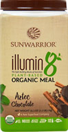 Illumin8 Plant-Based Organic Meal Aztec Chocolate