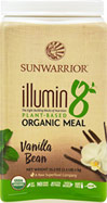 Illumin8 Plant-Based Organic Meal Vanilla Bean