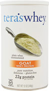 Goat Whey Protein Plant Unsweetened