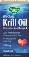 Efa Gold Krill Oil 500mg