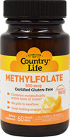 Methyl Folate 800 mcg Smooth Melts