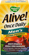 Once Daily Men's