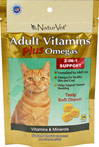 Adult Cat Vitamins Plus Omegas