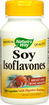 Non-GMO Soy Isoflavones with Digestive Enzymes