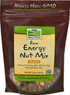 Raw Unsalted Energy Nut Mix