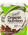 Organic Nutritional Shake Creamy Chocolate Fudge