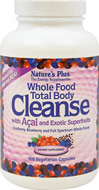 Whole Food Total Body Cleanse with Acai