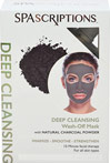 Deep Cleansing Charcoal Wash-Off Mask