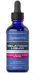 Sublingual Melatonin Cherry 1 mg