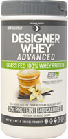 Advanced Grass Fed 100% Whey Protein Vanilla Cookies & Cream