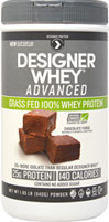 Advanced Grass Fed 100% Whey Protein Chocolate Fudge