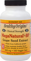 MegaNatural®-BP Grape Seed Extract 300 mg