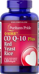 Co Q-10 60 mg plus Red Yeast Rice 600 mg