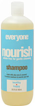 Nourish Shampoo with Aloe Vera & Coconut