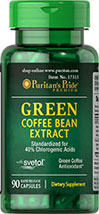 Green Coffee Bean Extract with SVETOL® 400 mg