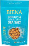 Sea Salt Chickpea Snacks