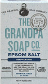 Deep Cleanse Epsom Salt Bar Soap