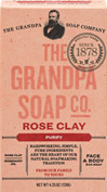 Purify Rose Clay Bar Soap