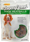Chomp'ems Duck Meatballs for Dogs