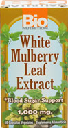 White Mulberry Leaf Extract 500 mg