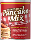 High Protein Buttermilk Pancake Mix