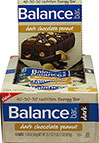 Dark Chocolate Peanut Balance Bars