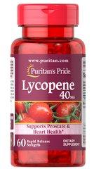 Lycopene 40 mg  60 Softgels 40 39.99