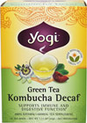 Green Tea Kombucha Decaf Tea