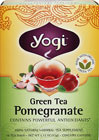 Green Tea Pomegranate <p><b>From the Manufactuer's Label:</b></p> <p>Our Green Tea Pomegranate helps reinvigorate the body by neutralizing harmful free radicals.  The flavor of sweetly tart Pomgranate perfectly complements Organic Green Tea, which supplies polyphenols that help counter free radicals.  A single cup of Green Tea provides more antioxidant support than a serving of broccoli or strawberries.  We've supplemented the formula with the traditionally