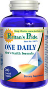 One Daily Men's Health Formula Multivitamin