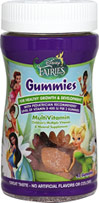 Disney Fairies w/Calcium Gummies