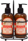 Geranium Hand Wash and Lotion Caddy