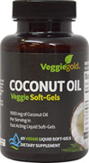 Coconut Oil Softgels 1,000 mg