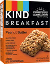 Kind Breakfast Peanut Butter Bars