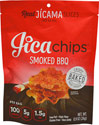 Jicama Chips Barbeque