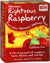 Women's Righteous Raspberry Wellness tea