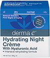 Derma E® Hyaluronic Acid Night Crème