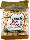 Honey Ginger Crunchy Rice Snack - 12 Bags
