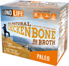 All Natural Chicken Bone Broth - 6 Boxes