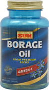 Borage Oil 1300 mg