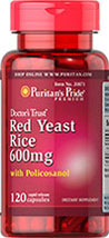 Red Yeast Rice & Policosanol