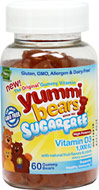 Vitamin D Yummi Bear Sugar Free