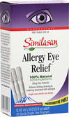 Allergy Eye Relief® 20 Single Use Eye Drops