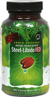 Steel Libido Red™ <P><B>From the Manufacturer's label</B></P><P>We are proud to bring you Steel Libido Red from Irwin Naturals. Look to Puritan's Pride for high-quality national brands and great nutrition at the best possible prices</P>  75 Softgels  $19.99
