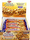 Peanuts & Peanut Butter Whole Peanut Bars