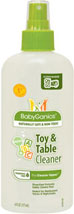 Toy & Table Cleaner <p><strong>From the Manufacturer:</strong></p><p>They play with their food, but put toys in their mouth. It's a baby's world, you just live in it and hopefully keep it clean and safe. Grab the Toy and Table cleaner and your job is pretty much done. No grime, no toxic chemicals left behind-you're good to go from high to low.  Fragrance Free.</p> 6 oz Spray  $3.99