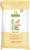 Thick N' Kleen Baby Wipes <p><b>From the Manufacturer:</b></p><p>Ideal for newborns</p><p>Fragrance free</p><p>No chlorine, no parabens, no sulfates, no toxins</p><p>Specially formulated with natural, plant-based ingredients</p><p>Our biodegradable, SLS, bleach and paraben-free formula lets you wipe your wee ones with no worries.  Plus, special skin conditiioners and emollients gently nourish as you clean.  With be