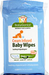 Thick N' Kleen Cream Infused Baby Wipes <p><b>From the Manufacturer:</b></p><p>Baby fresh scent</p><p> Soothing, Hypoallergenic, Biodegradable</p><p>Our biodegradable, SLS, bleach and paraben-free formula lets you wipe your wee ones with no worries.  Plus, special skin conditiioners and emollients gently nourish as you clean.  With better skin hydration than the leading brands, our wipes are at the forefront of clean behinds!</p>  4