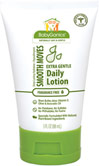 Smooth Moves Extra Gentle Daily Lotion <p><strong>From the Manufacturer:</strong></p><p>Fragrance Free</p><p>Shea Butter, Aloe, Vitamin E, Olive & Avocado Oil</p><p>No parabens, no sulfates, no phthalates, no toxins</p><p>Specially formulated with natural, plant-based ingredients</p> 3 oz Lotion  $4.49